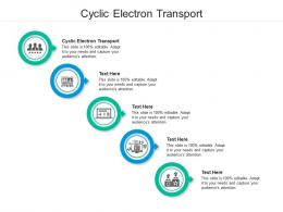 Cyclic Electron Transport Ppt Powerpoint Presentation Outline Good Cpb