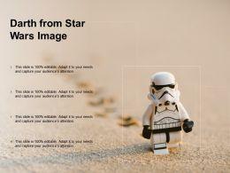 Darth From Star Wars Image