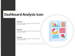 Dashboard Analysis Icon