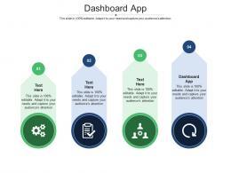 Dashboard App Ppt Powerpoint Presentation Show Gridlines Cpb