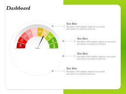 Dashboard Audiences Attention Capture Ppt Powerpoint Presentation Infographic Template