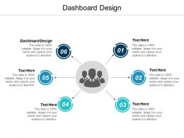 Dashboard Design Ppt Powerpoint Presentation Infographic Template Ideas Cpb