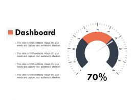 Dashboard Finance Ppt Powerpoint Presentation Outline Professional