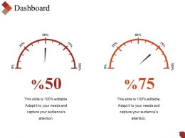 Dashboard Good Ppt Example