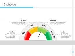 Dashboard Implementation Management In Enterprise Ppt Inspiration Grid