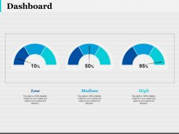 Dashboard Low Ppt Infographic Template Infographic Template