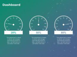 Dashboard Measure H1 Ppt Powerpoint Presentation Show Brochure