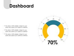 Dashboard Measurement Ppt Powerpoint Presentation Outline Slideshow