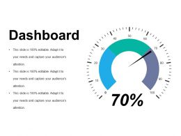 Dashboard Powerpoint Slide Design Templates