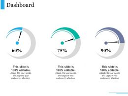 Dashboard Powerpoint Slide Images