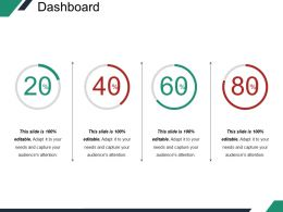 Dashboard Powerpoint Themes Template 2