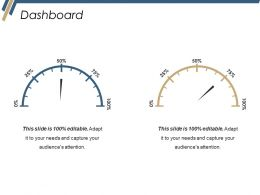 Dashboard Ppt Background Images