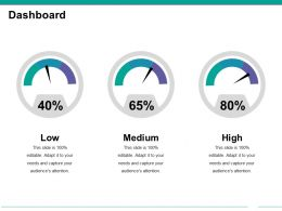 Dashboard Ppt Design