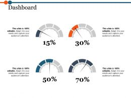Dashboard Ppt Examples Slides