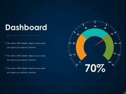 Dashboard Ppt Icon Good