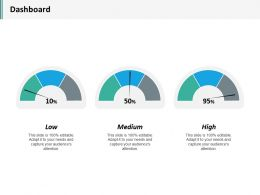 Dashboard Ppt Infographics Graphic Tips