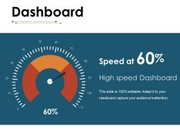 Dashboard Ppt Information