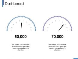 Dashboard Ppt Inspiration Vector
