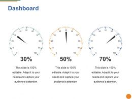 Dashboard Ppt Pictures Graphics