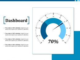 Dashboard Ppt Pictures Layout
