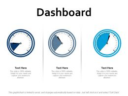 Dashboard Ppt Portfolio Sample