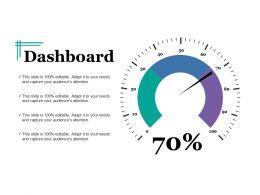 Dashboard Ppt Powerpoint Presentation Diagram Graph Chart