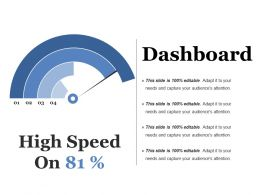 Dashboard Ppt Professional Icons
