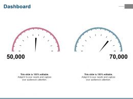 Dashboard Ppt Slide Themes