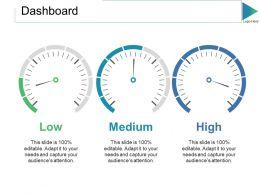 Dashboard Ppt Slides Skills