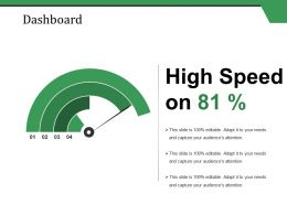 Dashboard Ppt Styles Show