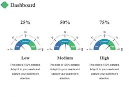 Dashboard Ppt Summary