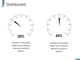 Dashboard Ppt Summary Example