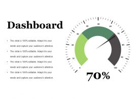 Dashboard Ppt Summary Maker