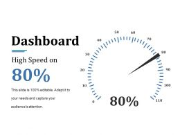 Dashboard Ppt Topics