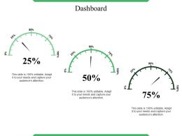 Dashboard Presentation Diagrams