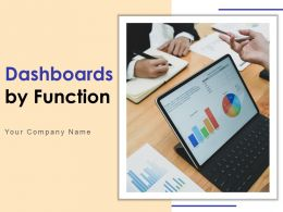 Dashboards By Function Powerpoint Presentation Slides