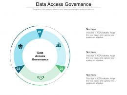 Data Access Governance Ppt Powerpoint Presentation Diagram Ppt Cpb