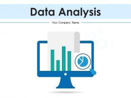 Data Analysis Business Evaluation Process Visualization Presentation
