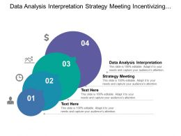 Data Analysis Interpretation Strategy Meeting Incentivizing Respondents Client