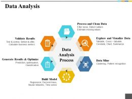 Data Analysis Ppt Pictures Files