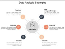 Data Analysis Strategies Ppt Powerpoint Presentation Portfolio Tips Cpb