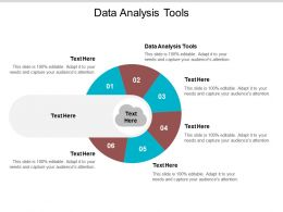Data Analysis Tools Ppt Powerpoint Presentation Inspiration Samples Cpb