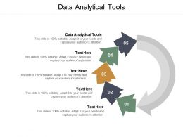 Data Analytical Tools Ppt Powerpoint Presentation Ideas Slide Cpb