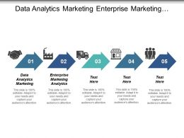 Data Analytics Marketing Enterprise Marketing Analytics Cpb