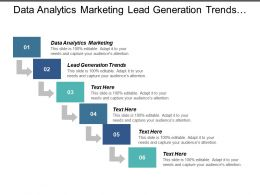 Data Analytics Marketing Lead Generation Trends Hire Marketing Cpb