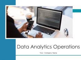 Data Analytics Operations Business Marketing Sale Developer Community Ecosystem