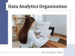 Data Analytics Organization Environment Representing Financial Information