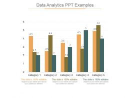Data Analytics Ppt Examples