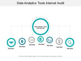 Data Analytics Tools Internal Audit Ppt Powerpoint Presentation Layouts Show Cpb