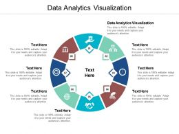 Data Analytics Visualization Ppt Powerpoint Presentation Professional Graphics Cpb